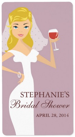Modern-Bride-Bridal-Shower-Wine-Theme-Label