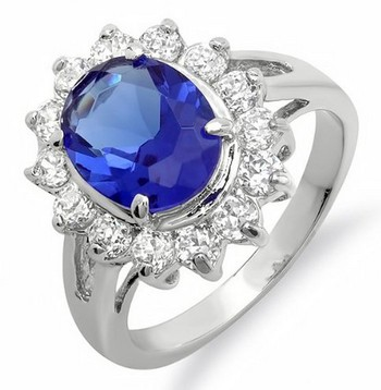 Kate-Middleton-Diana-Inspired-Platinum-Plated-Silver-Tone-Blue-Sapphire-CZ-Engagement-Ring