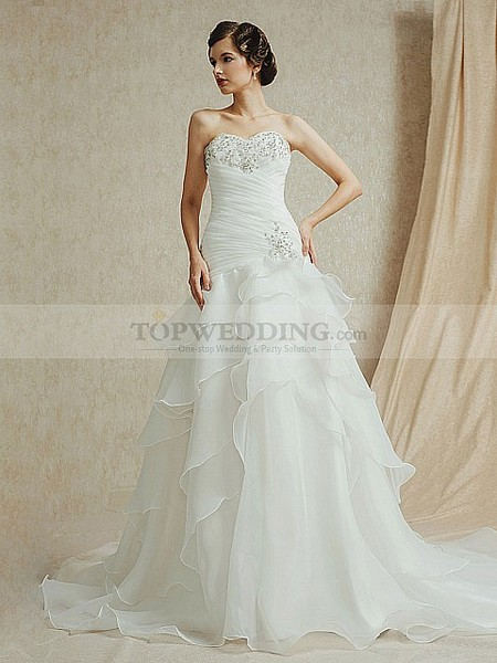 beaded-satin-bridal-gown