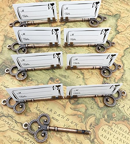 key place card holders