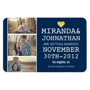 photo-strip-save-the-date-magnet-navy-yellow-strip