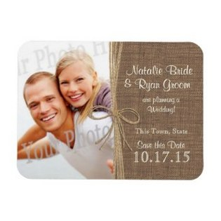 save-the-date-photo-magnet-country-burlap-twine