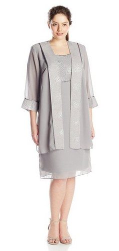Silver Mother Of The Bride Dresses - Dream Wedding Ideas