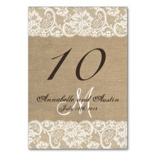 wedding-table-number-cards-rustic-lace