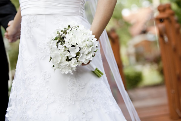 Order Of Bridal Party Procession