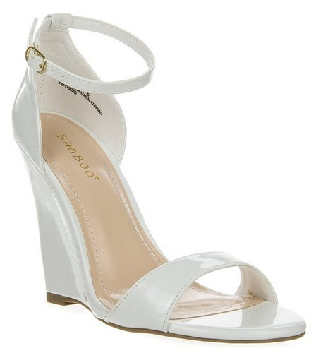 white-wedding-wedge-sandals