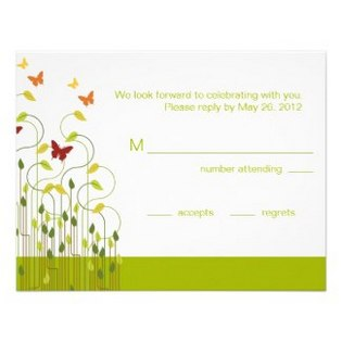 wedding-response-cards-butterfly