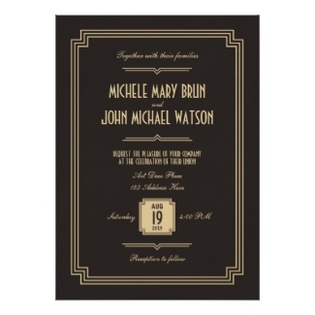 wedding-invitation-in-art-deco-style-blac-and-gold