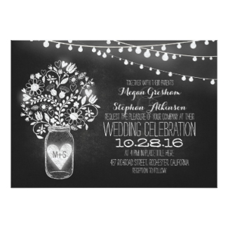 chalkboard-mason-jar-wedding-invitations