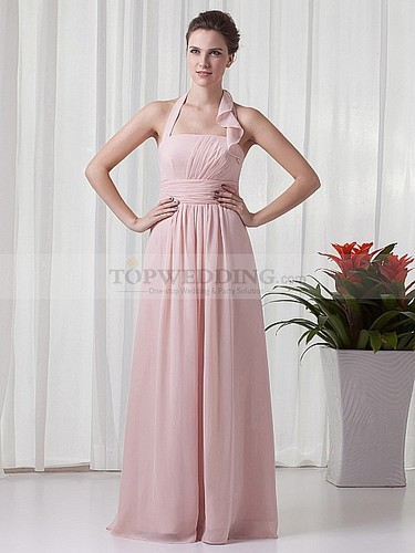 a-line-chiffon-bridesmaid-dress