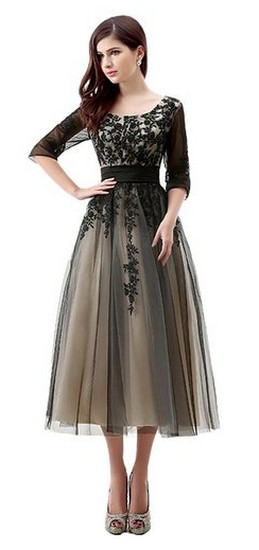grey-mother-of-the-bride-dresses-sheer-sleeves