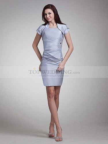 silver-grey-mother-of-the-bride-dress-satin-sleeveless