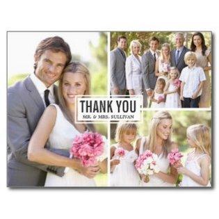 Thank You Cards - Dream Wedding Ideas