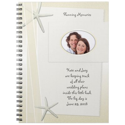 Bayside-Beach-Themed-Wedding-Planner-Memory-Book-Spiral-Notebook-02