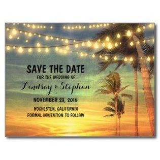 Save The Date Dream Wedding Ideas