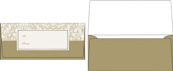 wedding gratuity envelopes